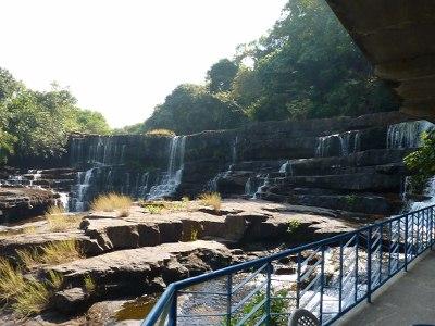 Cachoeira Soumba - República da Guiné