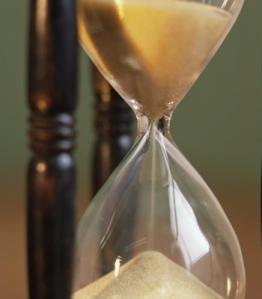 O que seria de nós se o tempo parasse no hiato de suas frações?