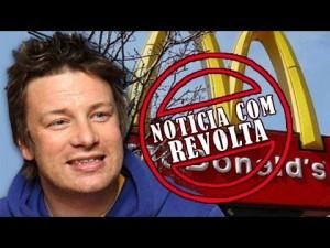Não deixem de ver esta matéria do chef Jamie Oliver sobre o hamburguer do McDonald's: http://www.iestrj.org/materiais/textos/chef-jamie-oliver-vence-demanda-judicial-contra-mcdonalds/